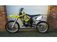 rm250 moto cross bike,2008 works bike very good condition,sounds perfect,some extras