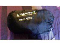 Campri summer double sleeping bag