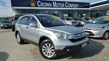 2009 Honda CR-V (4x4) Special Edition Silver 5 Speed Automatic Wagon Victoria Park Victoria Park Area Preview