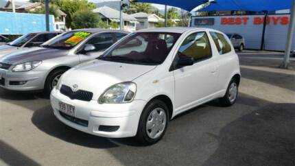 2003 Toyota Echo Hatchback - Manual Westcourt Cairns City Preview