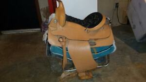 Saddle and Accessories - Willing to peace out - Price negotiable