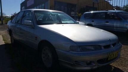 1996 Holden Calais VSII Silver 4 Speed Automatic Sedan Wentworthville Parramatta Area Preview