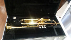 Trumpet with case and stand $175.00 FIRM