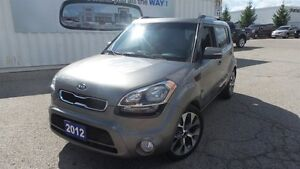 2012 Kia Soul 4u, Moon, Local Trade In