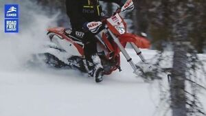 DIRT TO SNOW TRACK KITS NOW AVAILABLE! $5199.00