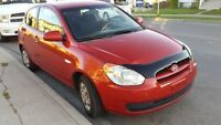 2008 Hyundai Accent Coupe (2 door) - Low  Mileage