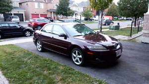LOW KM! 2006 Mazda 6 for sale