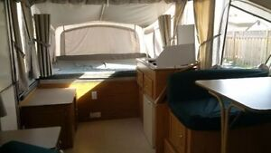 2000 Coleman Utah Tent trailer Great Shape Gatineau Ottawa / Gatineau Area image 2