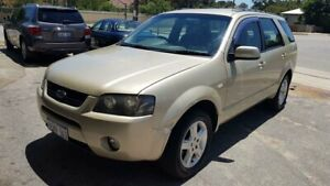 2006 Ford Territory TX (4X4) SY Midland Swan Area Preview