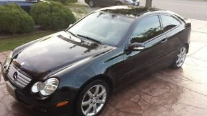 2005 Mercedes-Benz C-Class Evolution Coupe (2 door) -
