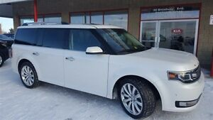 2013 Ford Flex AWD LIMITED Accident Free,  Navigation (GPS),  Su