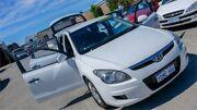 2010 Hyundai i30 FD MY10 SX White 5 Speed Manual Hatchback Rockingham Rockingham Area Preview
