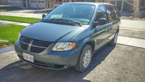 2006 Dodge Caravan! 140K DRIVEN! FIRST OWNER! UPGRADES!