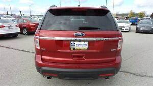 2014 Ford Explorer XLT, 4WD, Lthr, Dual Moonroof, Nav Kitchener / Waterloo Kitchener Area image 4