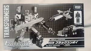 Takara Transformers Legends LG-EX Black Convoi 2017