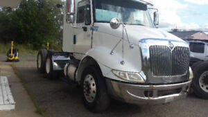 2003 INTERNATIONAL DAY CAB ONLY 310700 KM 370HP ISM