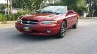 1996 Chrysler Sebring décapotable A1
