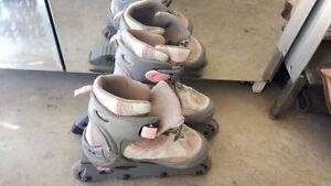 Roller skates, adjustable size 13-1, Ultra Wheels