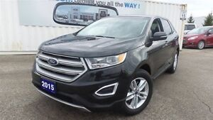2015 Ford Edge SEL | AWD | Lthr | Navigation