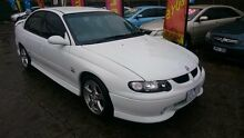 2000 Holden Commodore VX SS White 4 Speed Automatic Sedan Maidstone Maribyrnong Area Preview