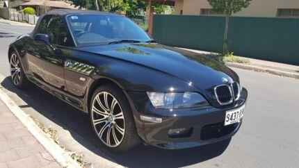 1999 BMW Z3 E36-7 Black & Chrome 5 Speed Manual