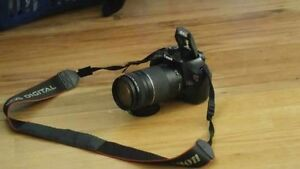 PRICED TO SELL *** Canon Rebel T3 + Lens