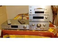 Miscellaneous hifi equipment - units sold individually or as a lot
