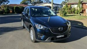 2014 Mazda CX-5 KE1071 MY14 Maxx Blue Sports Automatic Wagon Lansvale Liverpool Area Preview