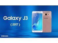 samsung j3 (2017 model) gold - NEW SEALED BOX