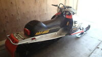 01 Ski-doo summit 700 151""