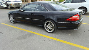 2003 Mercedes-Benz CL500 Designo AMG Coupe
