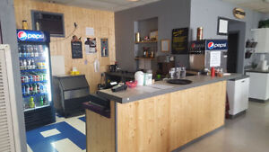 Restaurant for sale or lease on busy highway
