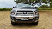 2017 Ford Everest UA MY18 Ambiente RWD Silver 6 Speed Sports Automatic Wagon Tanunda Barossa Area Preview