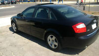 2005 Audi A4 Sedan with New Winter Tire + Rim , Safey.Etested