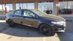 2014 Ford Fusion SE LEATHER SUNROOF Accident Free,  Leather,  He