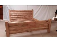 Super King Solid Wood Timber bed frame