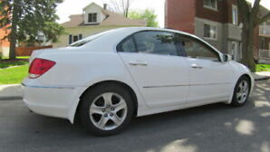 BELLE ACURA RL TOP DELUXE, 170000 KM, AWD, GPS, MAGS, TOIT,