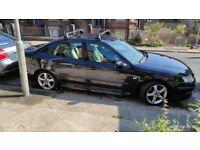 Saab, 9-3, Saloon, 2003, Manual, 2171 (cc), 4 doors