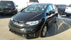 2015 Honda Fit LX HATCHBACK Accident Free,  Heated Seats,  Back-