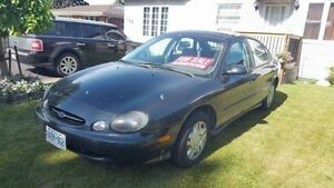 * NEW PRICE* 1999 Ford Taurus