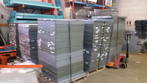 INDUSTRIAL SHELVING - Used - Half Price - Heavy Duty