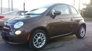 2012 Fiat 500 Pop, MANUAL, 118781 KMS