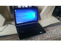 Dell i3 laptop, 4GB RAM, 320GB HD, HD LED Screen, HDMI, Intel HD 3000, Office, Photoshop CS6 , Win10