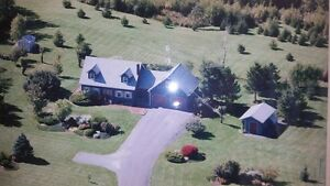 NEW Price! Immaculate 4+ Acre Home: 25 min. to Valley or HRM!