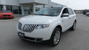 2013 Lincoln MKX AWD, Leather, Navi, LOADED