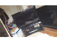 Tosiba flat screen tv 42inches fully working