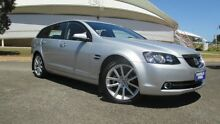 2011 Holden Calais VE II V Silver 6 Speed Automatic Sportswagon Gepps Cross Port Adelaide Area Preview