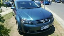 2010 Holden Commodore  Blue Sports Automatic Sedan Dandenong Greater Dandenong Preview