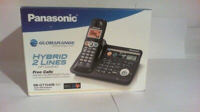 New Phone Home Or Office Use Panasonic Hybrid 2 Lines Box Never Opened