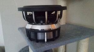 Kaption Audio SPLMAX1000 10inch sub (2000watts/1000RMS)